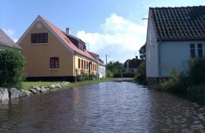 Oversvømmelse ved Skippergade